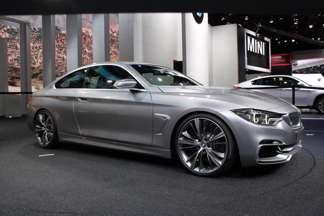 2014 BMW 3 Series Coupe Redesign