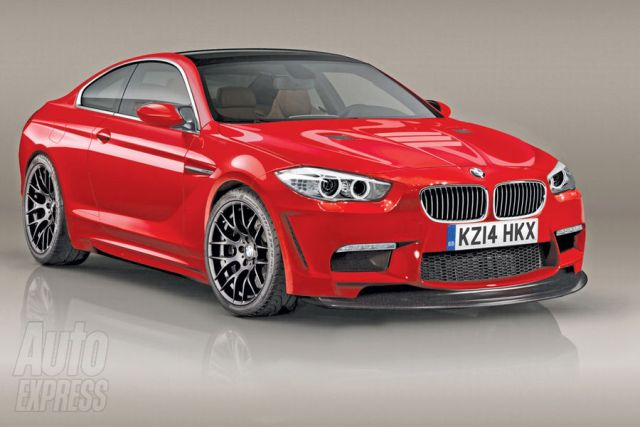 2014 BMW M3 Coupe