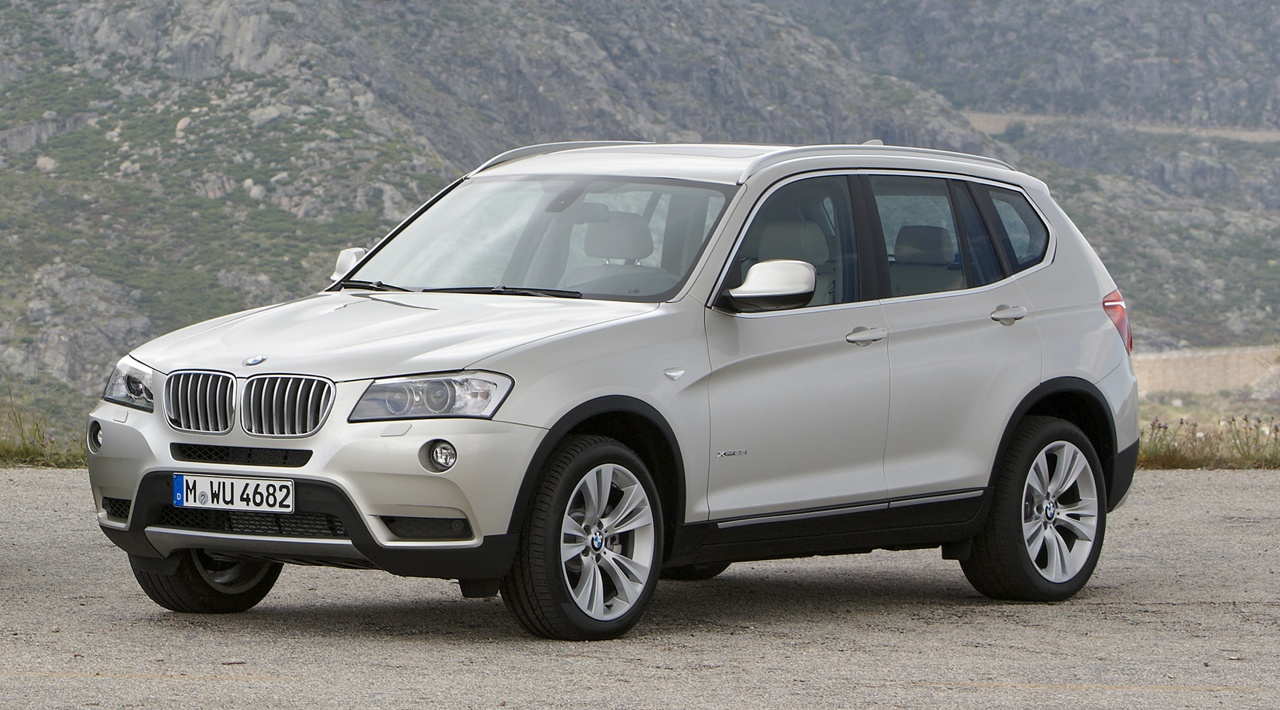 2014 BMW X3 Changes