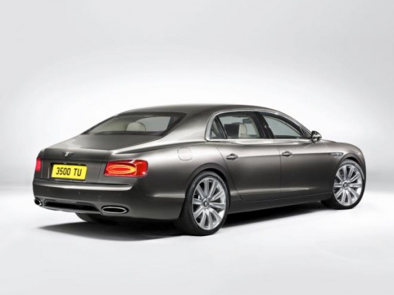 2014 Bentley Continental Flying Spur V8