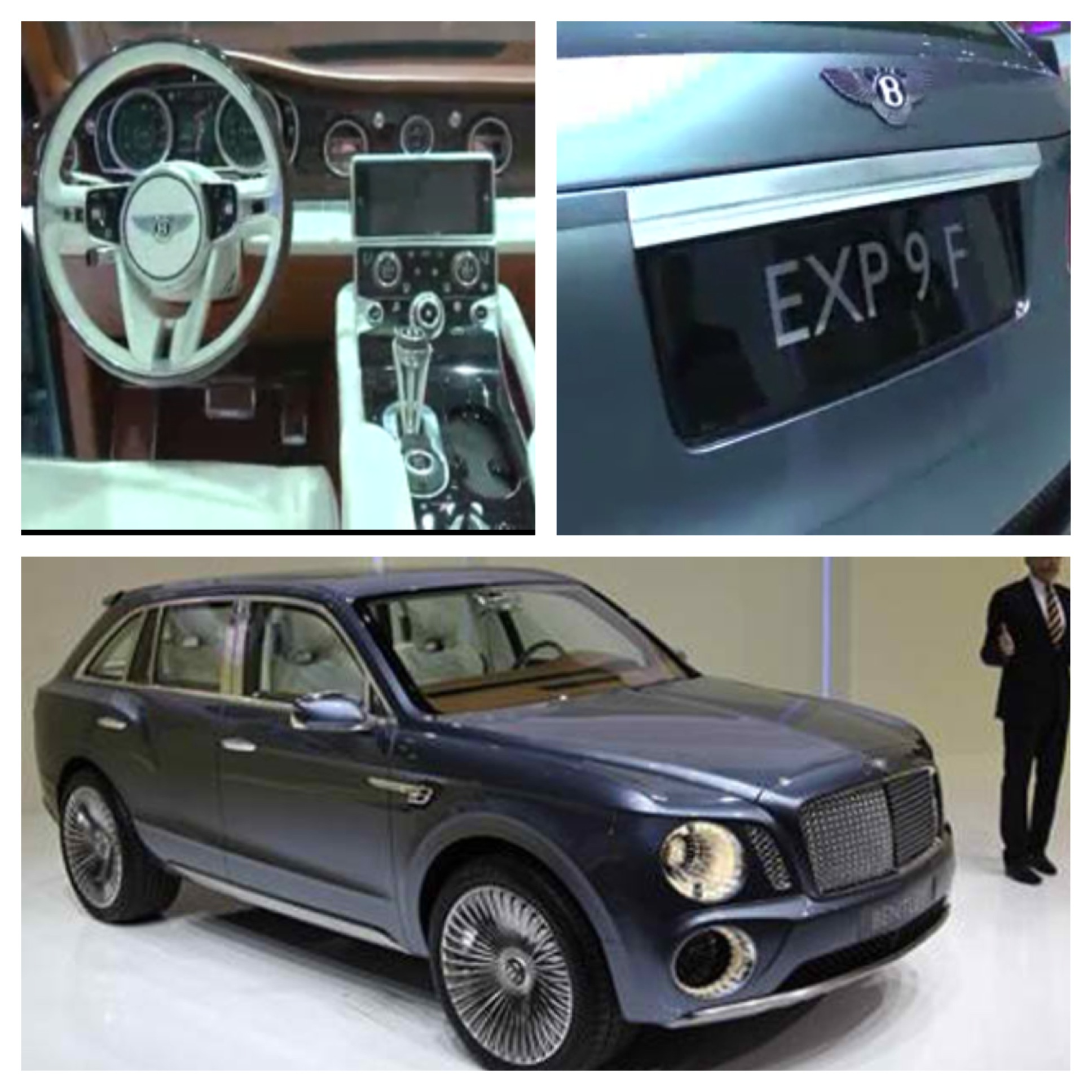 2014 Bentley Truck 2014 bentley truck changes