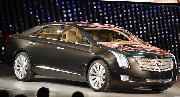 2014 Cadillac XTS Changes