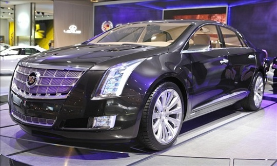 2014 Cadillac XTS Photos