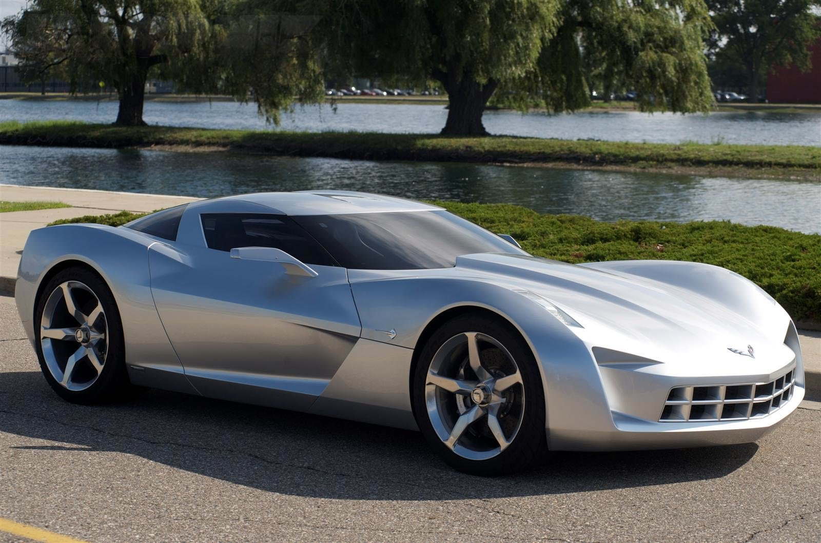 2014 Chevrolet Corvette C7 Redesign