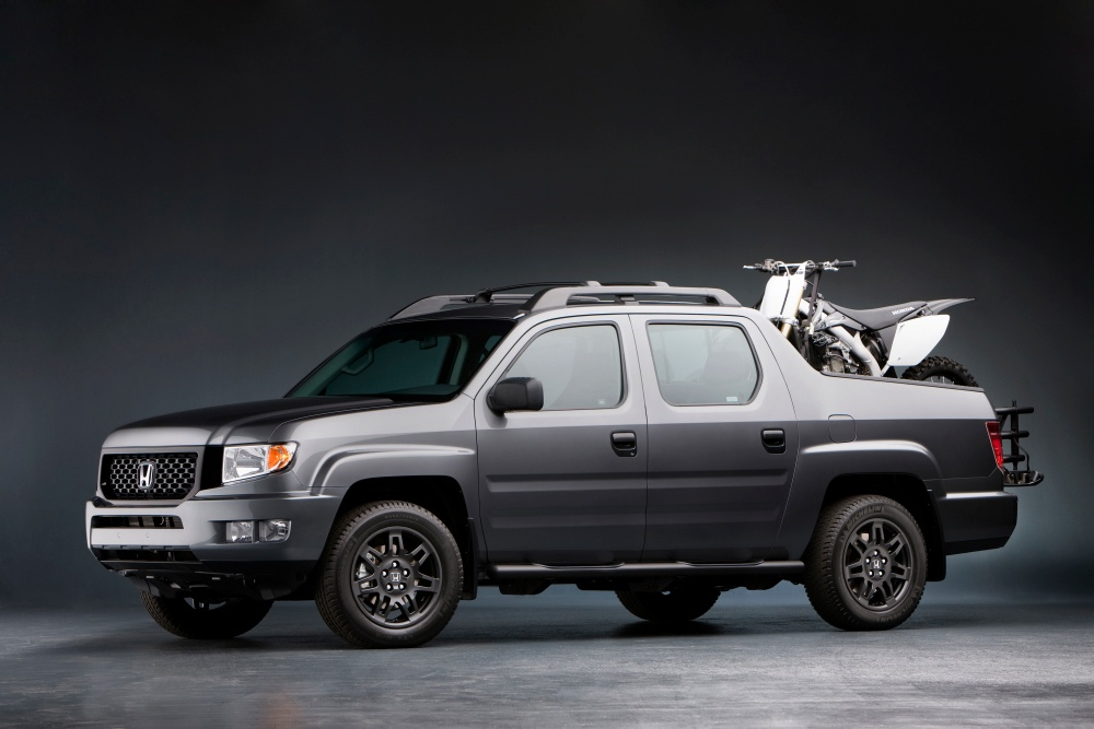 2014 Honda Ridgeline Changes