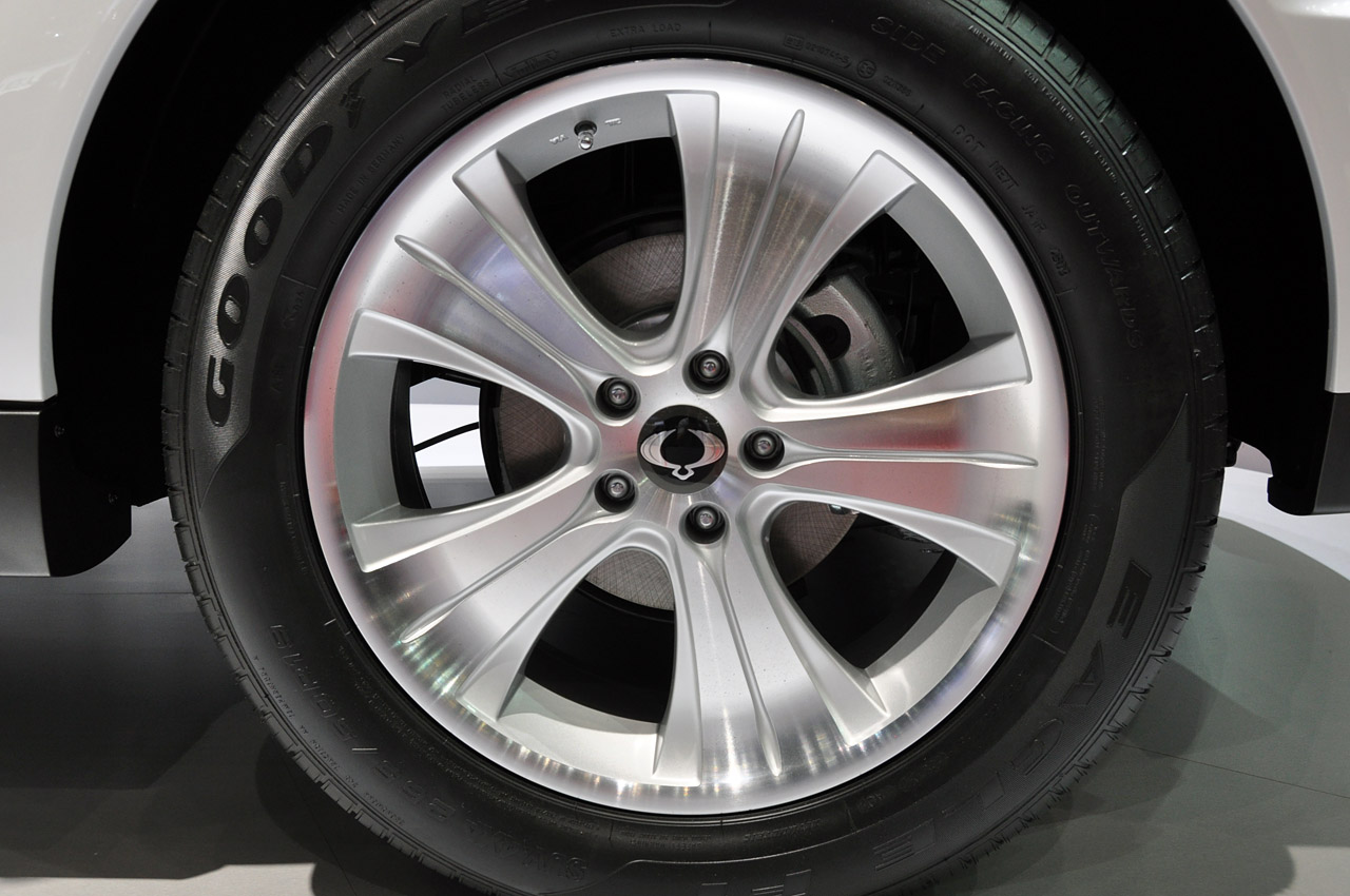 2014 Honda Ridgeline Wheels