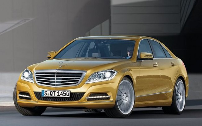 2014 Mercedes-Benz S-Class Pictures