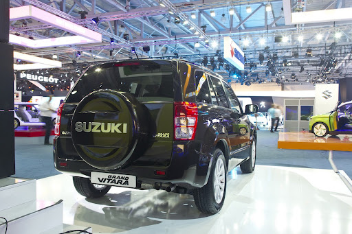 2014 Suzuki Grand Vitara Changes