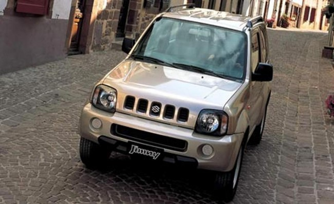 2014 Suzuki Jimny Changes