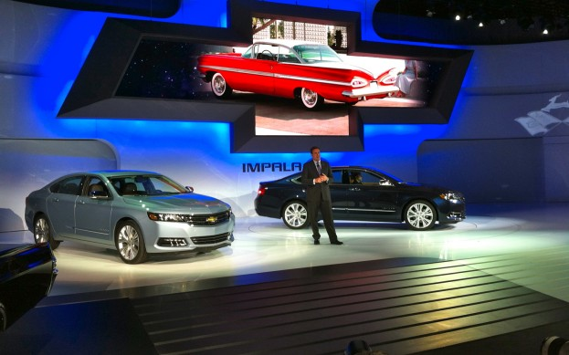 2014 Chevrolet Impala SS Redesign