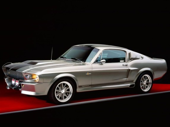 Mustang Shelby 68