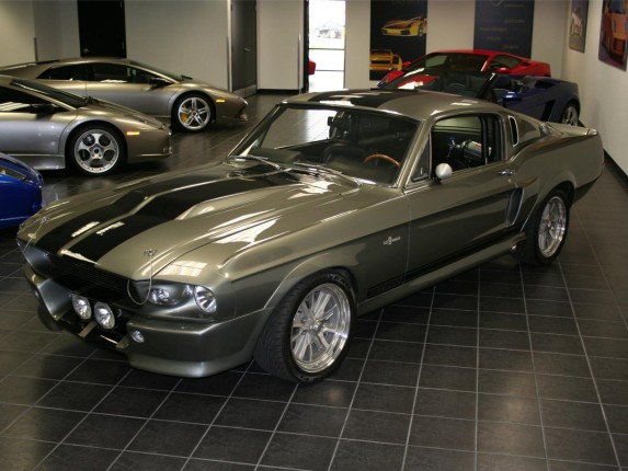 Mustang shelby gt500 Eleanor Edition