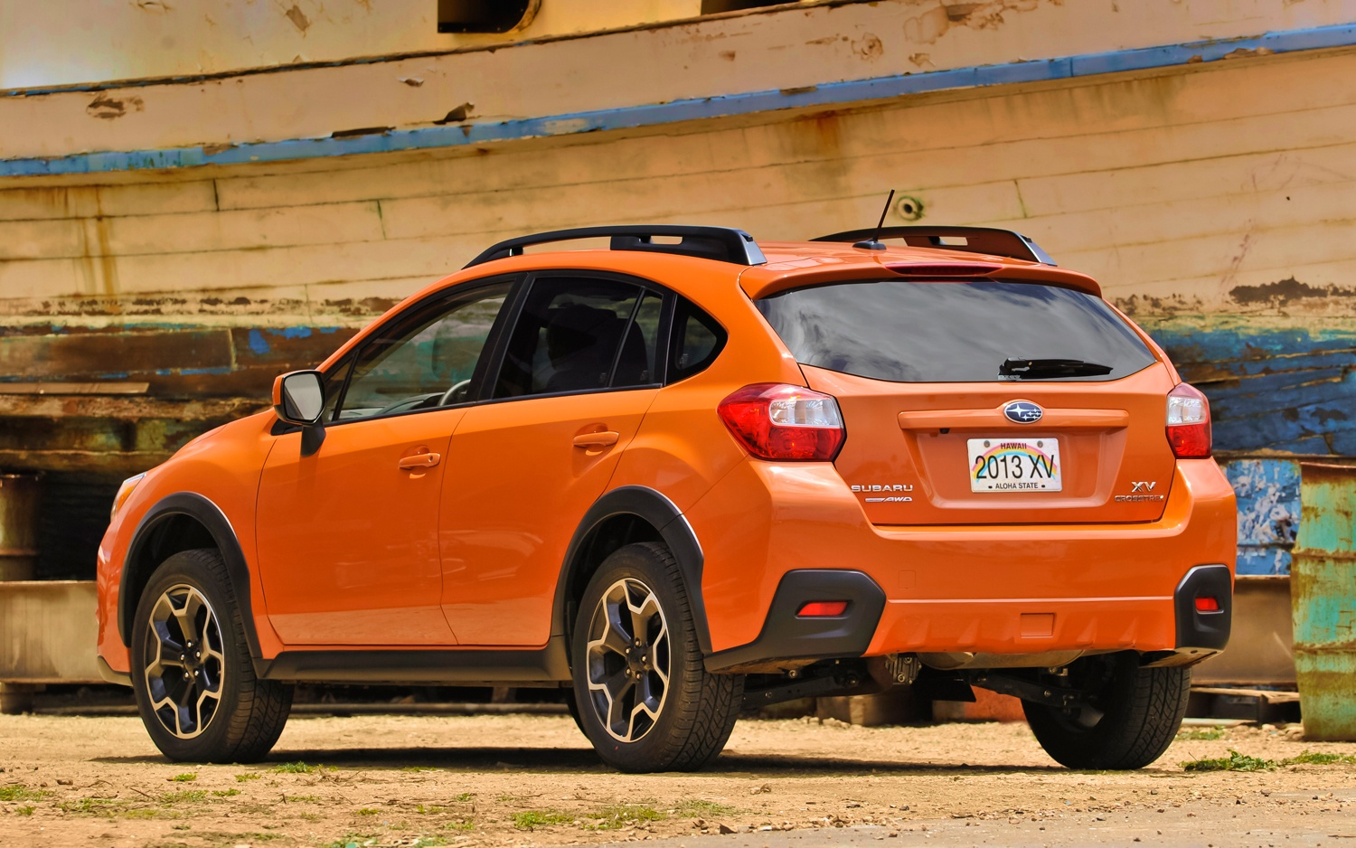 cars subaru crosstrek