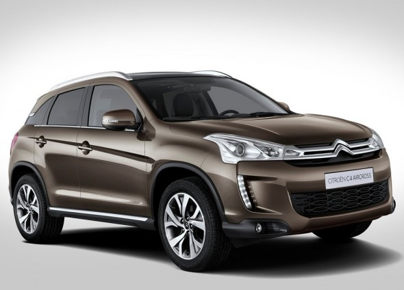 2013 Citroen DS4 Redesign