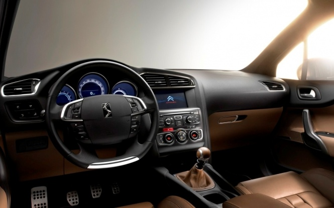 2013 Citroen DS4 Wallpapers
