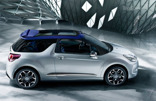 2013 Citroen ds3 Redesign