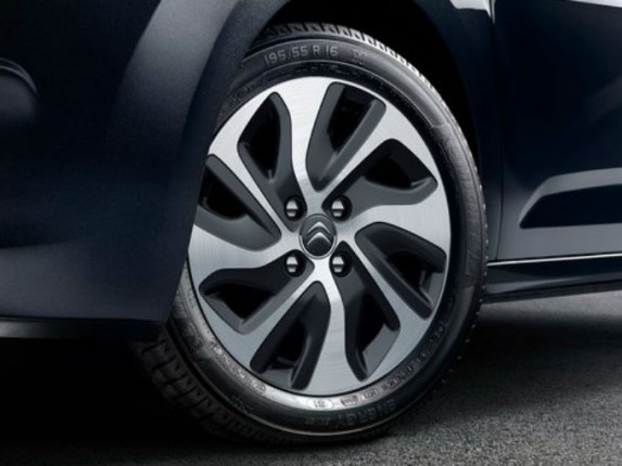 2014 Citroen C3 Wheels