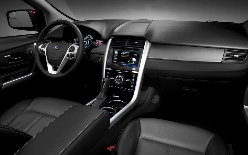 Ford Edge Interior Seating 2014 Ford Edge Sport Interior