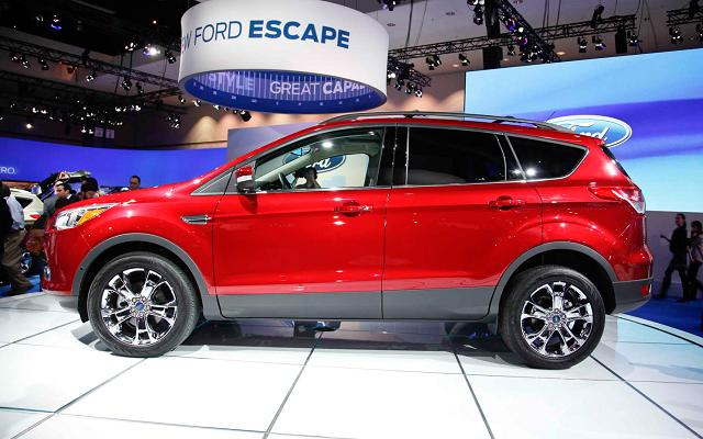2014 Ford Escape Hybrid