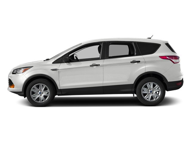 2014 Ford Escape White