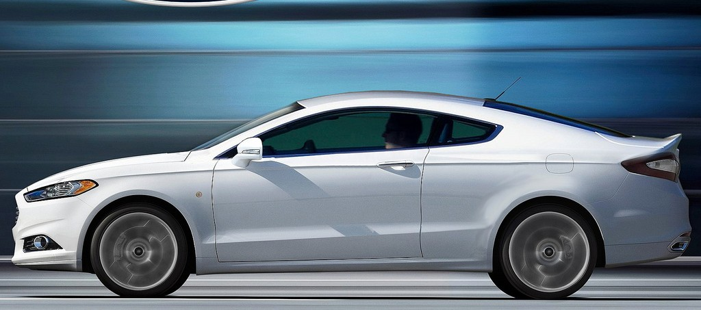 2014 Ford Fusion Coupe | Top Car Magazine