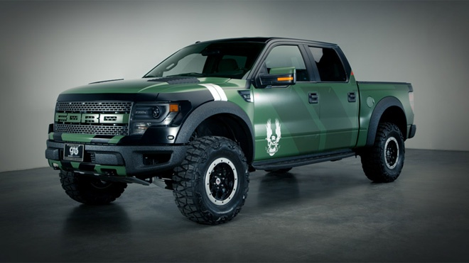 2014 Ford Raptor Special Edition