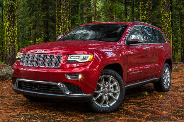 2014 jeep grand cherokee limited top car magazine. Cars Review. Best American Auto & Cars Review