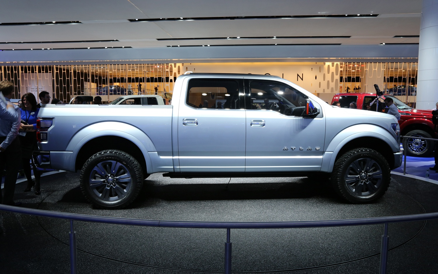 2014 Ford F-150 Atlas
