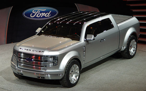 2014 Ford F-150 Super Chief