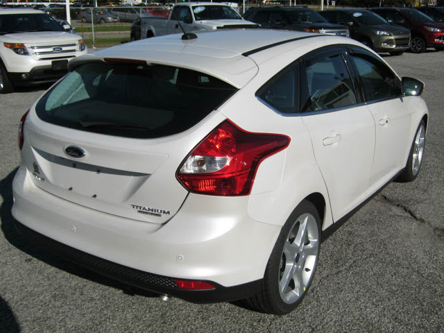 2014 ford focus titanium. Cars Review. Best American Auto & Cars Review