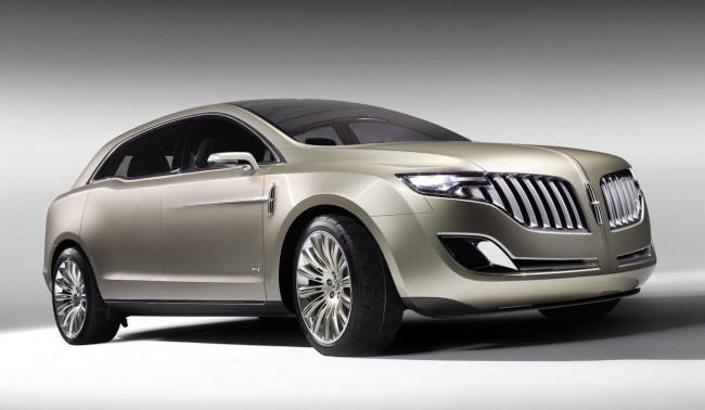 2014 Lincoln MKT Redesign