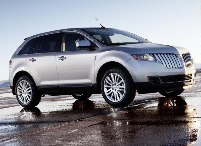 2014 Lincoln MKX Changes