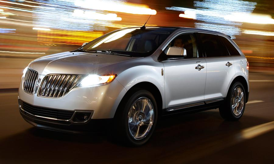 2014 Lincoln MKX Redesign