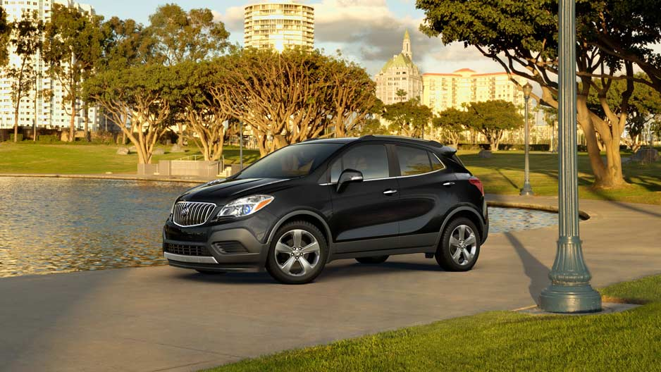 2015 Buick Encore Black | Top Car Magazine
