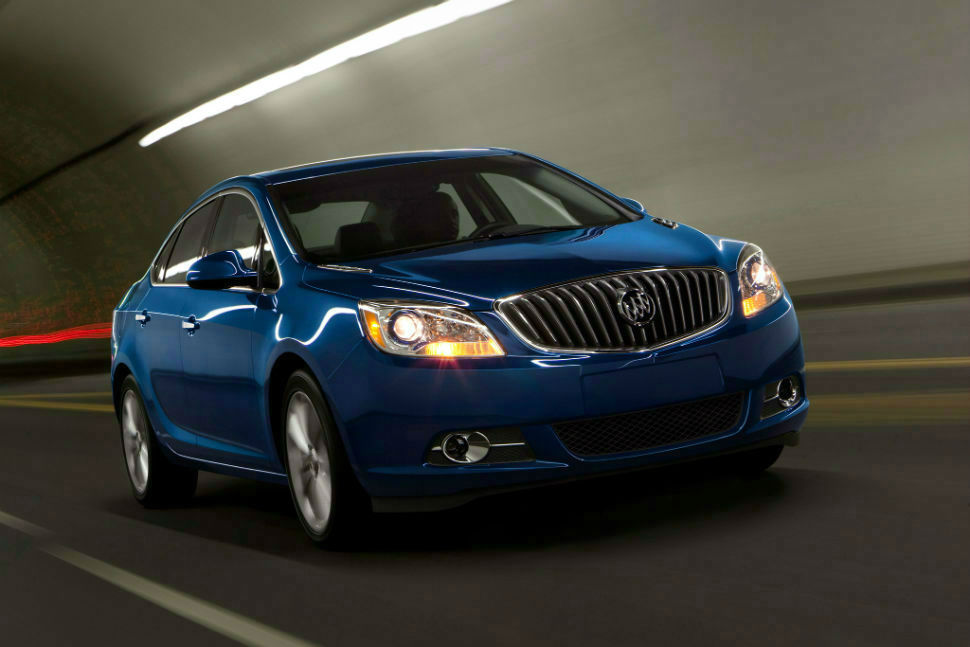 2015 Buick Regal GN