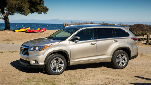 2014 Toyota Highlander Limited V6