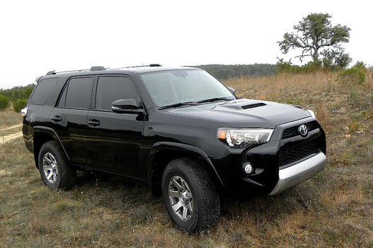 Used Toyota Four Runner For Sale Toyota 4runner 2015 Black 3 Pictures to pin on Pinterest