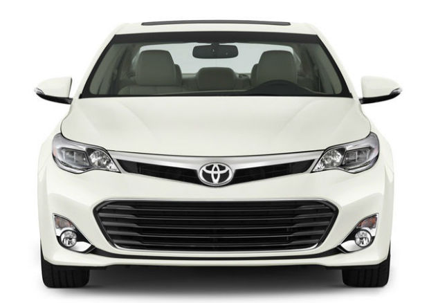 2015 Toyota Avalon Limited Facelift