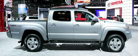 2015 Toyota Tacoma Diesel