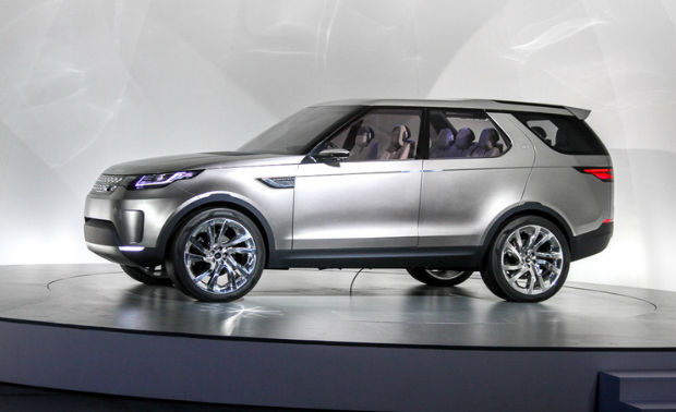 2015 Land Rover Discovery 5