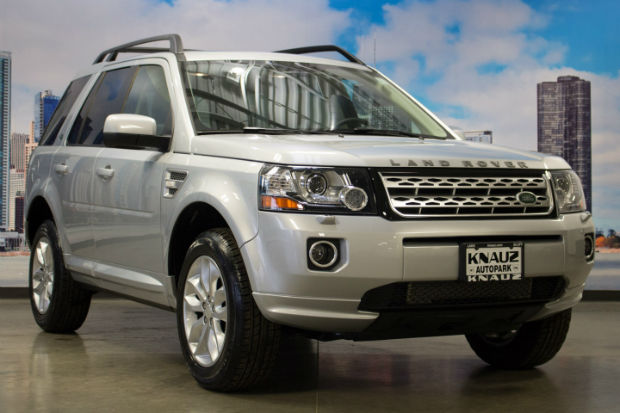 2015 Land Rover LR2 Redesign