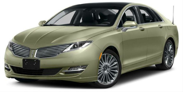 2015 Lincoln MKZ Hybrid Base 4DR