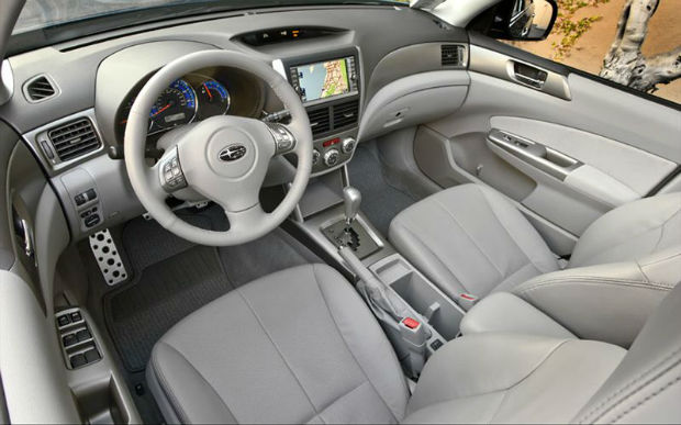 2015 Subaru Forester XT Premium Interior | Top Car Magazine
