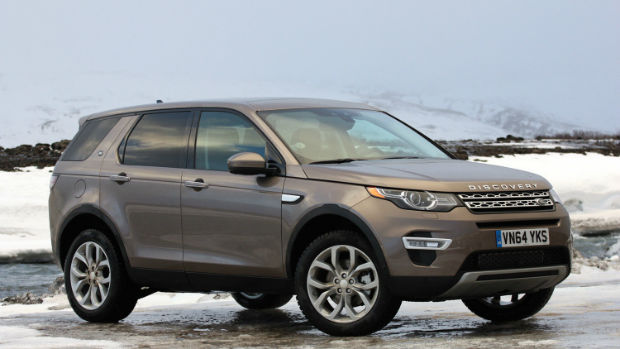 Land Rover Discovery 2015 Sport