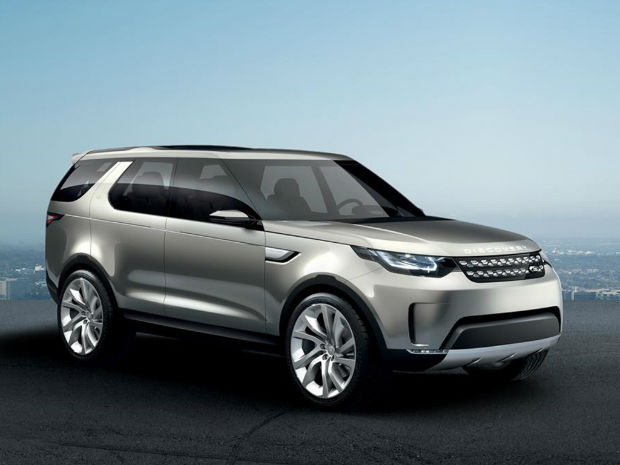 Land Rover Discovery 2016 Model