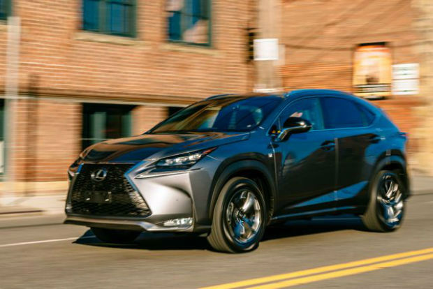 2018 Lexus NX Reviews and Rating  Motor Trend