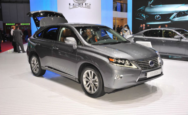 Lexus RX 350 Sport Package