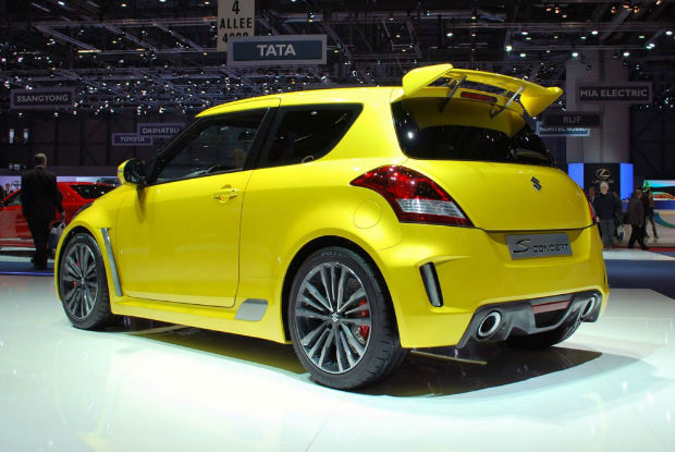 Suzuki Swift 2015 Sport