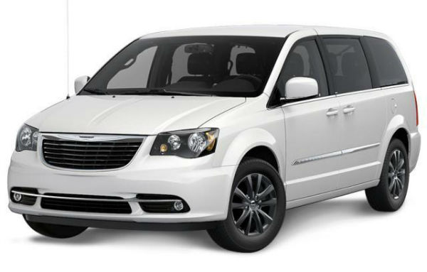 2015 Chrysler Town & Country S Van