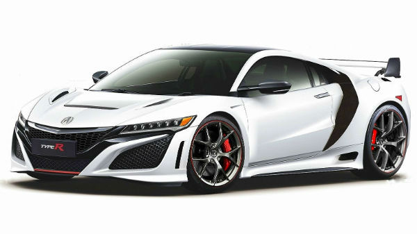 2017 Honda NSX | Top Car Magazine